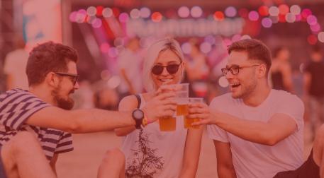Ye İç Eğlen Festivali - Kombine