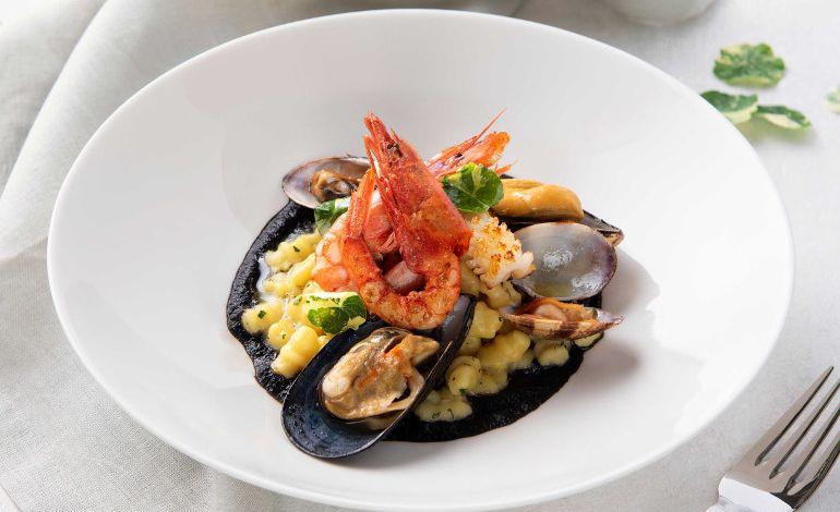 İtalyan mutfağının Kalbi Terrazza İtalia'da Atıyor