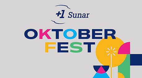 +1 Sunar: Oktoberfest