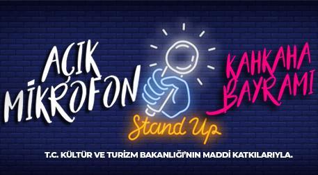 Açık Mikrofon - Stand Up
