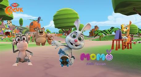 Akıllı Tavşan Momo Şarkılı Orman