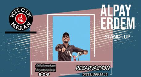 Alpay Erdem - Stand Up