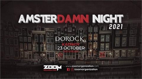 Amsterdamn Night Dorock XL Kadıköy