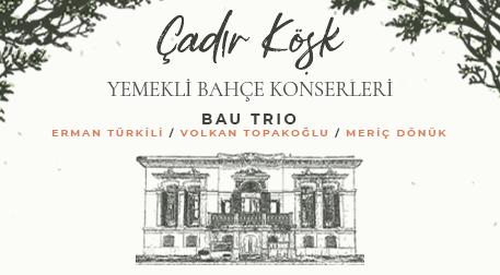 BAU Trio - Erman Türkili