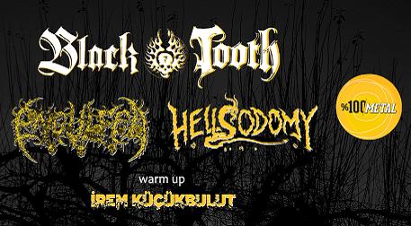 Black Tooth - Engulfed - Hellsodomy