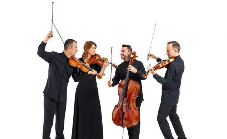 Borusan Quartet - Fırtına Çağının Renkleri