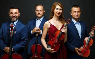 Borusan Quartet - Rusya'dan Sevgilerle