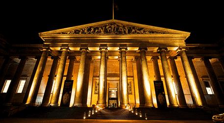 British Museum Sanal Turu