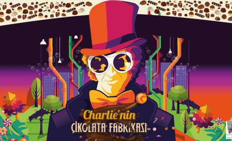 Charlie'nin Çikolata Fabrikasında