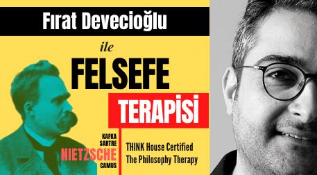 Fırat Devecioğlu - Felsefe Terapisi