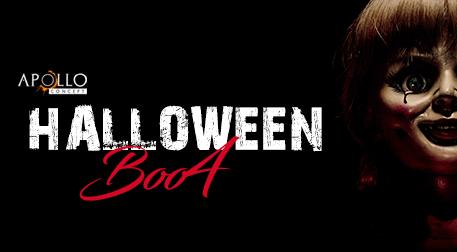 Halloween Boo4 - Cehennem