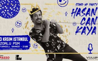 Hasan Can Kaya - Stand Up Party