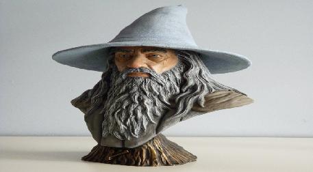 Heykel Workshop - Gandalf