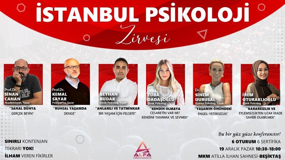 İSTANBUL PSİKOLOJİ ZİRVESİ