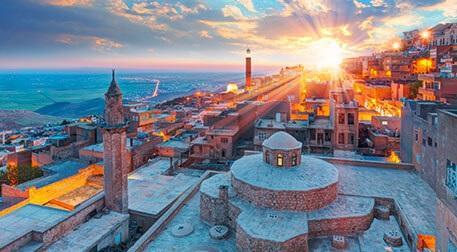 Mardin Sanal Şehir Turu
