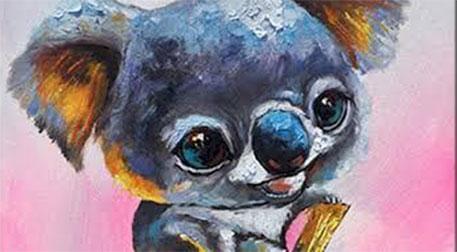Masterpiece Galata Resim - Koala