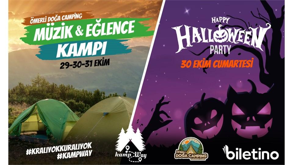 Müzik ve Eğlence Kampı | KampWay