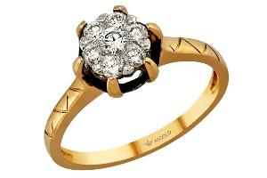 Elmas Efektli Yüzüğünüz Asgold Coronet'ten...
