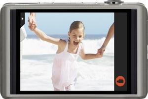 Casio Z3000 ile Fotoğraflarınıza Dokunacaksınız