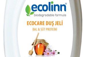 Cildinizin Tadını Yerine Getiren Duş Jeli Ecolinn Ecocare!