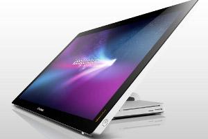 Dünyanın En İnce 27 inç'lik All-in-One'ı: Lenovo A720