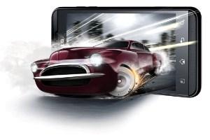 Türkiye'nin İlk 3 Boyutlu Telefonu LG Optımus 3D, Sadece Vodafone'da