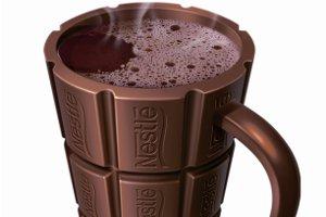 """Tam Kıvamında """"Nestlé Sıcak Çikolata"""" Bu Kış da İçinizi Isıtacak"""