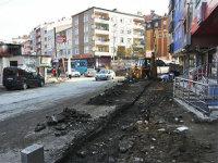 Eyüp Caddeleri Yenileniyor