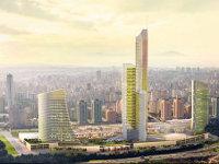 İstanbul`a 250 Metre Yüksekliğinde Gökdelen Yapılacak