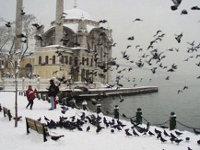 İstanbul`a Asıl Kar Bugün Geliyor