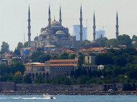 İSTANBUL'UN TARİHİ SİLUETİNDE ÜÇ GÖKDELEN