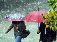 Yağış Anadolu Yakası`nda Kuvvetli Olacak