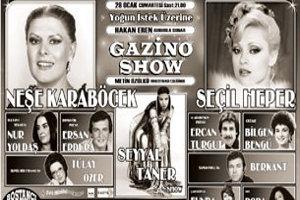 Gazino Show 2