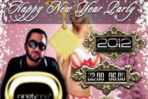 Happy New Year Party 2012
