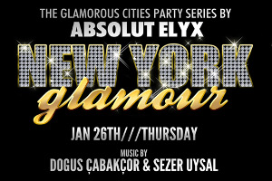 New York Glamour by Absolut Elyx
