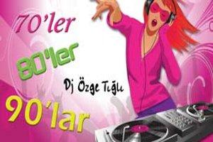 Türkçe Pop Parti 70'ler, 80'ler, 90'lar