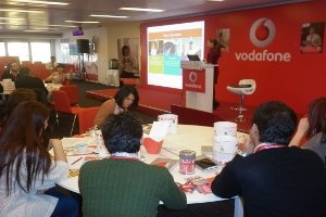 Vodafone, Türkiye'nin Genç Yeteneklerine Kapılarını Açıyor