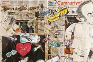 3. Uluslararası Gazete Üzerine Resimler / Daily News Project 3