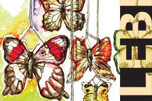 Kelebek / Butterfly