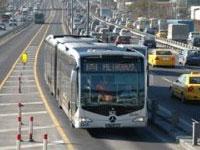 Metrobüs... Hızlı ve Konforlu...