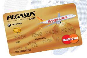 Pegasus Kart Alana, Uçak Bileti Hediye!