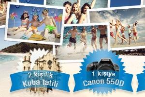 Sırma Facebook Yarışması ile Küba Tatili Kazanın!