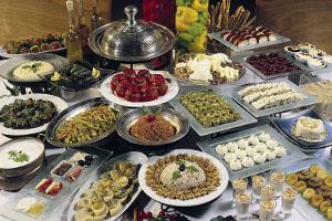 Lezzetli Yemekler Yarışıyor : Yemek Kokuları Yükselecek