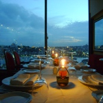 Galata Pitti Teras Restaurant 'da Yılbaşı