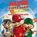 Burger King Kids Menü'nün Yeni Oyuncakları: Alvin
