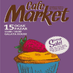 Cafe Market Weekend Bakery at Galata House