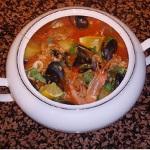 Kosinitza`da 6 Farklı Akdeniz Balık Çorbası