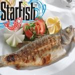 Sohbet Bahane Starfish'te Rakı Balık Meze Şahane