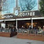 Türkiye'nin İlk Caribou Coffee'si Caddebostan'da!