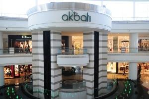 Akbatı AVYM'de Alışveriş Yapanları Haftasonu Tatili Bekliyor